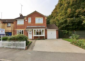 Thumbnail 4 bed detached house for sale in Steele Avenue, Worcester Park, Greenhithe