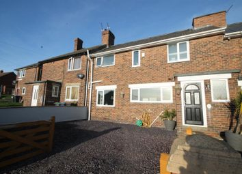 Thumbnail 3 bed terraced house for sale in West End Villas, Crook