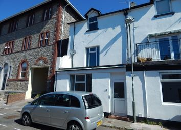 Thumbnail 4 bed end terrace house to rent in Queen Street, Torquay