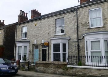 Thumbnail 2 bed town house to rent in Russell Street, Scarcroft Road, York