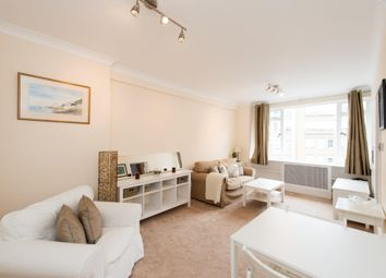Thumbnail 1 bedroom flat to rent in Park Crescent, London