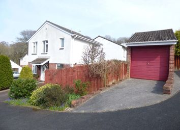 Thumbnail 3 bedroom detached house for sale in Rowland Close, Plymstock, Plymouth