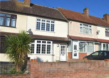 Thumbnail 3 bed terraced house to rent in Tennyson Road, Romford