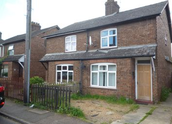 Thumbnail 3 bedroom semi-detached house for sale in Wootton Avenue, Fletton, Peterborough