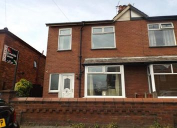 Thumbnail 3 bed semi-detached house for sale in Vine Street, Wigan, Greater Manchester