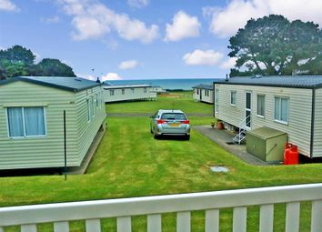 2 bed mobile/park home for sale in Peacock Hill, Bembridge, Isle Of Wight PO35