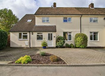 Thumbnail 3 bed semi-detached house for sale in Martell Way, Glangrwyney, Crickhowell