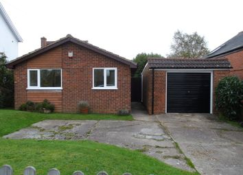 Thumbnail 2 bed bungalow to rent in Whitehill Road, Crowborough