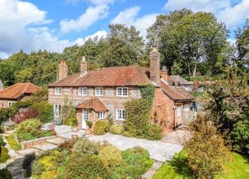 Thumbnail 4 bed detached house for sale in Church Road, North Waltham, Basingstoke, Hampshire