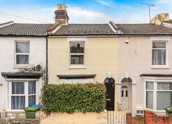 Thumbnail 2 bedroom terraced house for sale in Leyton Road, Southampton