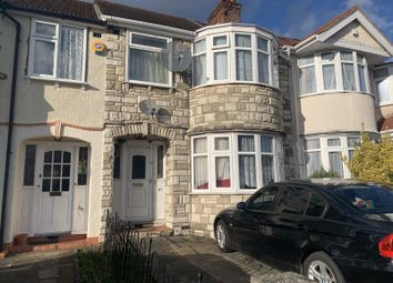 3 bed terraced house to rent in Windsor Crescent, Harrow HA2