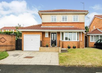 Thumbnail 4 bed detached house for sale in Fernside Way, Norden, Rochdale