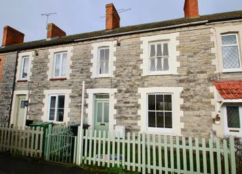 Thumbnail 3 bed terraced house for sale in Beckery, Glastonbury