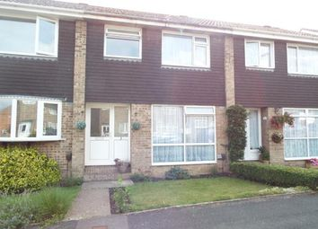 Thumbnail 3 bed terraced house for sale in Crofton Close, Purbrook, Waterlooville
