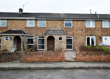 Thumbnail 3 bed terraced house for sale in Fanheulog, Talbot Green, Pontyclun