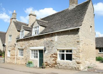 Thumbnail 3 bed detached house to rent in Church Street, Easton On The Hill, Stamford