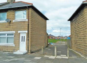 Thumbnail 3 bed end terrace house for sale in King Georges Road, Newbiggin-By-The-Sea