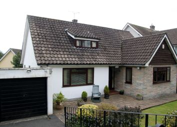 Thumbnail 2 bed detached bungalow for sale in Cecil Road, Weston-Super-Mare