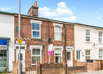 Thumbnail 2 bed terraced house for sale in The Drift, Spring Road, Ipswich