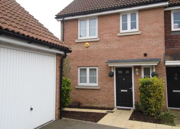Thumbnail 3 bed semi-detached house for sale in Aldermere Avenue, Cheshunt