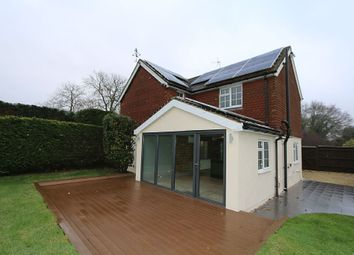 Thumbnail 3 bed detached house for sale in Worthing Road, Dial Post, Horsham, West Sussex