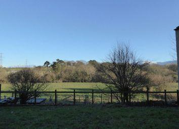 Thumbnail Land for sale in Glasinfryn, Bangor
