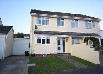 Thumbnail 3 bedroom semi-detached house for sale in Lower Burwood Road, Torrington