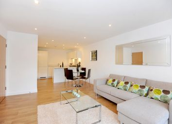 Thumbnail 2 bed flat for sale in 30 Voysey Square, Caspian Wharf, London