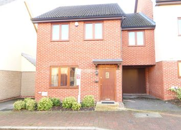 Thumbnail 4 bed detached house to rent in Kelling Way, Broughton, Milton Keynes