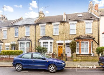 Thumbnail 3 bed terraced house for sale in Glenthorne Road, Friern Barnet, London