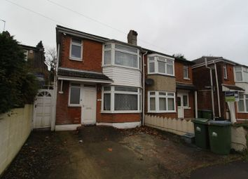Thumbnail 5 bed semi-detached house to rent in Osborne Road South, Southampton