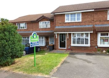 Thumbnail 2 bed terraced house for sale in Westminster Gardens, Kempston, Bedford