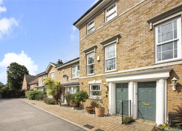 Thumbnail 4 bed terraced house for sale in Belvedere Mews, Blackheath