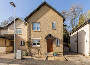 Thumbnail 3 bed detached house for sale in Annfield Gardens, Galashiels