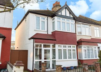 Thumbnail 3 bed end terrace house for sale in Teevan Road, Addiscombe, Croydon