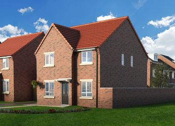 "Thumbnail 4 bed property for sale in ""The Barwick At Moorland View, Bishop Auckland"" at Flambard Drive, Bishop Auckland"