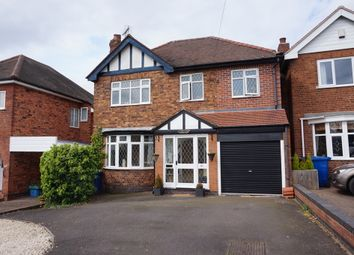 Thumbnail 4 bed detached house for sale in Salters Lane, Tamworth
