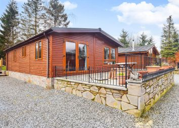 Thumbnail 2 bedroom lodge for sale in Lodge 10, Grandeagles, Auchterarder