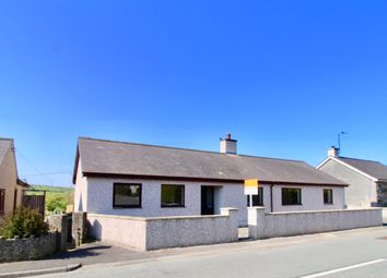Thumbnail 3 bedroom detached bungalow for sale in Waunfawr, Caernarfon