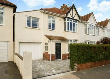Thumbnail 4 bed semi-detached house for sale in Charlecombe Road, Westbury-On-Trym, Bristol