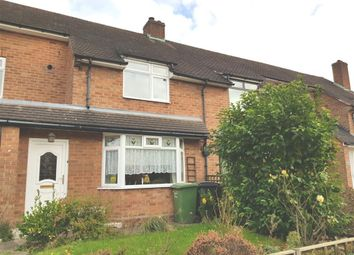 Thumbnail 3 bed terraced house to rent in Wingfield Road, Coleshill, Birmingham