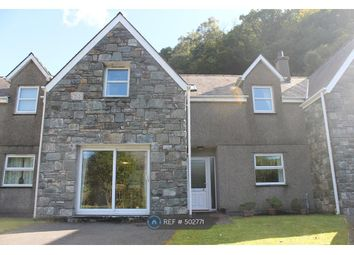 Thumbnail 3 bedroom terraced house to rent in Coed Camlyn, Gwynedd
