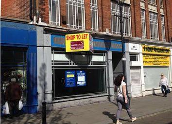 Thumbnail Retail premises to let in 11, Scot Lane, Doncaster, South Yorkshire