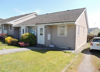 Thumbnail 1 bed bungalow for sale in Fortescue Close, Foxhole, St. Austell