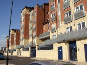 Thumbnail 2 bed flat to rent in High Quay, City Road, Newcastle Uon Tyne