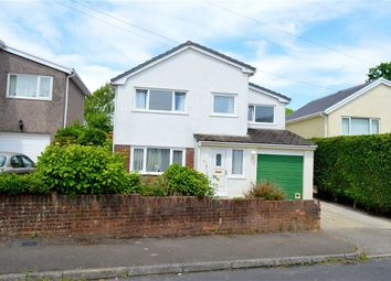 Thumbnail 4 bed detached house for sale in Hen Parc Avenue, Upper Killay, Swansea