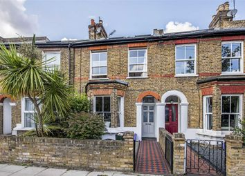 Thumbnail 4 bed terraced house for sale in Graham Road, London