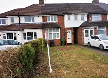 Thumbnail 3 bed terraced house for sale in Barrington Road, Birmingham