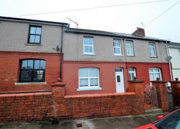 Thumbnail 3 bed terraced house for sale in Harold Street, Llanharan, Pontyclun