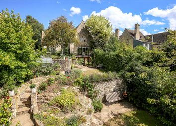 Thumbnail 6 bed semi-detached house for sale in The Old School, The Plain, Whiteshill, Stroud